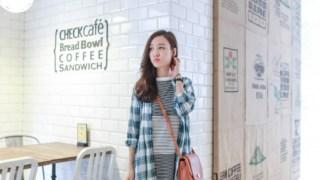 [穿搭] 雀客咖啡與我的小古著pimgo♥