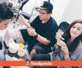[體驗] 走到哪點到哪♥聚餐好幫手foodpanda空腹熊貓