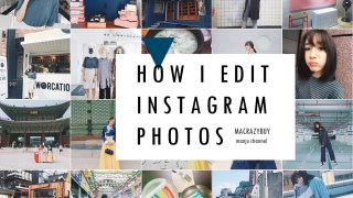 [ VLOG] 我用什麼濾鏡編輯照片♥How I Edit My Instagram Photos