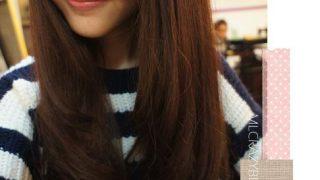 [美髮] 淺茶色的大捲髮♥捲髮整理影音