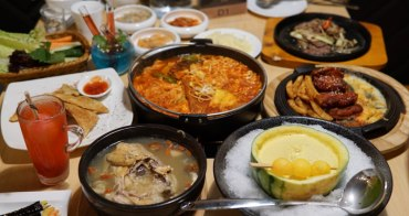 市政府捷運美食|韓虎嘯阪急-朋友聚會餐廳推薦! 創意飲品+特色韓式料理 韓國年糕專賣店