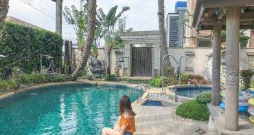 宜蘭礁溪溫泉住宿|在房間就可以泡溫泉「麗翔酒店連鎖」和室湯屋