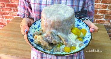 龍山寺冰店|冰雪糖冰舖:最貴不超過70元!芋頭控看過來,超級芋頭牛奶冰/龍山寺美食
