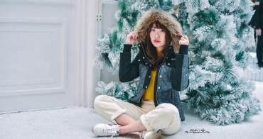 機能外套穿搭|山頂鳥Hilltop:保暖都會時尚外套,Bellavita貴婦百貨聖誕下雪好應景!