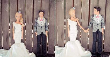 崩塌的芭比娃娃 肯尼與夢幻芭比世紀婚禮!! 《婚禮篇》