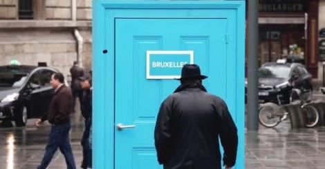 上帝關了一扇門,在法國幫你開了5扇門!!
