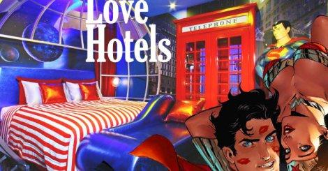 台北必去的汽車旅館,情人節約會好選擇~讓你感情更加溫!
