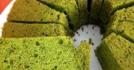 動手做初學者的抹茶戚風蛋糕,一個屬於自己的下午茶!