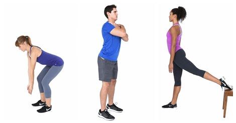 十個可以隨時在家做的運動,讓妳瘦小腹跟蝴蝶袖說再見!