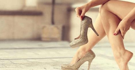 【運動】常穿高跟鞋讓你的腿又酸又變形嗎?就讓這幾個動作來拯救你可憐的腿吧!