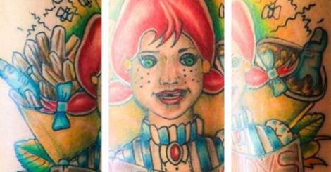 【刺青】刺青要刺什麼才夠酷?各種商品LOGO刺上身!