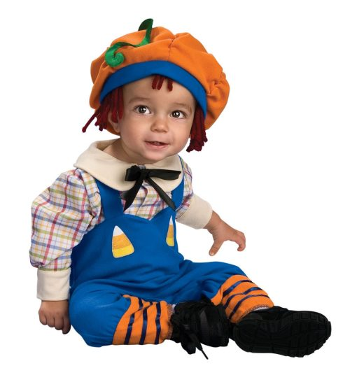 Medium Of Baby Pumpkin Costume