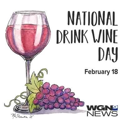 national wine day / myLot