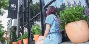 士林天母美髮.VIF Hair Salon 2017夏季玩色設計染~抹茶棕x率性紫/染燙護剪髮推薦(價目表)