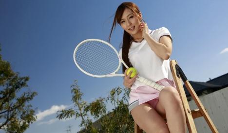 【ヌード画像】テニスウェア美少女に興奮wアンダースコートがいやらしいw(31枚) 23