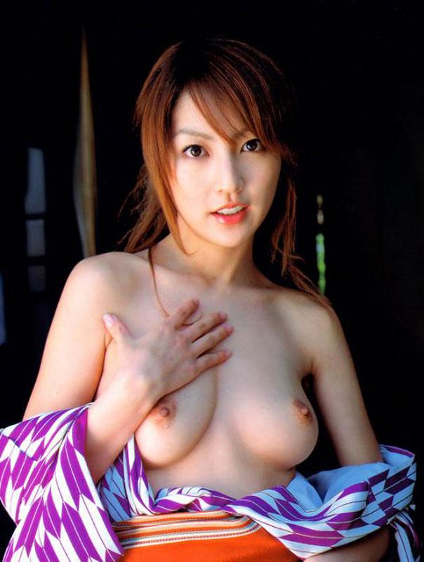 【ヌード画像】浴衣美女の半裸姿がぐうしこw(31枚) 31