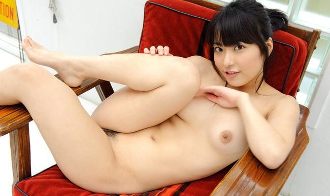 【ヌード画像】カワイイのにエロい由愛可奈の裸体で昇天確実!(33枚) 07