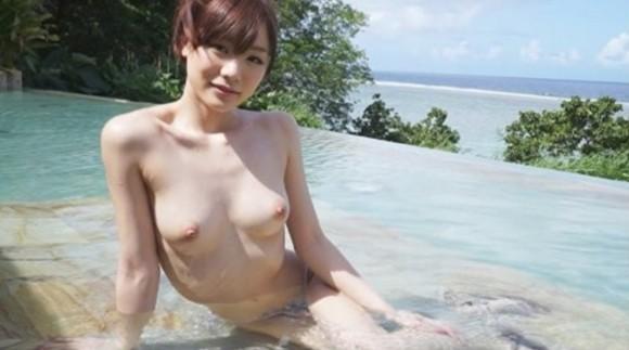 【ヌード画像】大人気AV女優、鈴村あいりの白い肌がまぶしすぎるw(33枚) 11