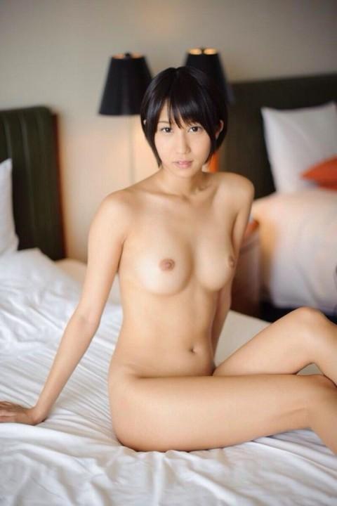 【ヌード画像】ボーイッシュな女の子の意外なエロさにドキドキw(32枚) 02