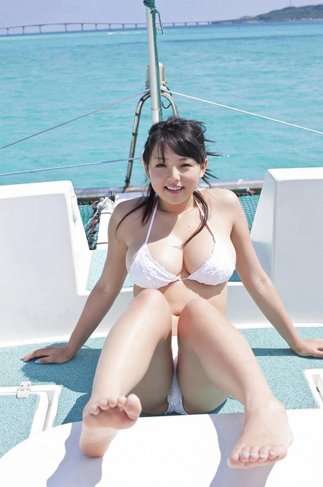 【ヌード画像】南の島の美少女たちが解放的スギw(30枚) 15
