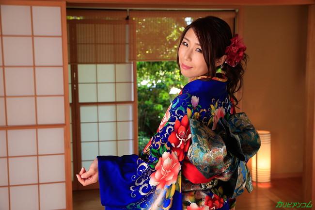 【ヌード画像】和服美人を見ていると幸せな気分になりますw(35枚) 01