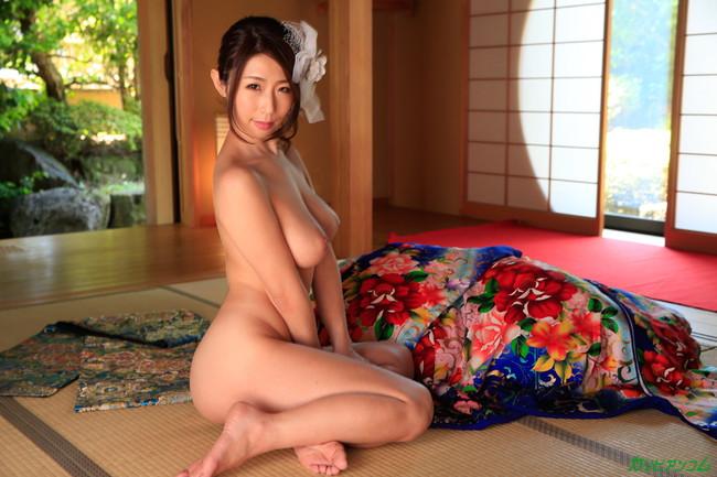 【ヌード画像】和服美人を見ていると幸せな気分になりますw(35枚) 05