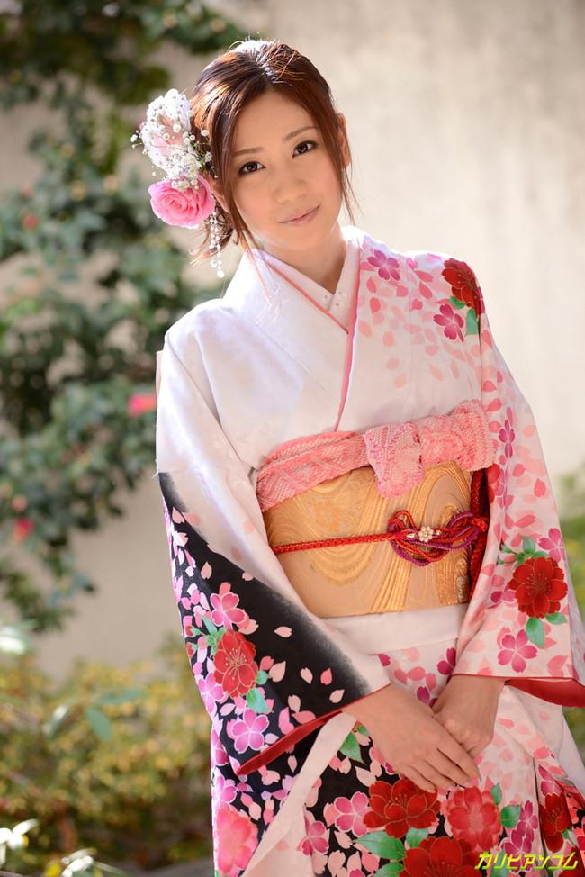 【ヌード画像】和服美人を見ていると幸せな気分になりますw(35枚) 10