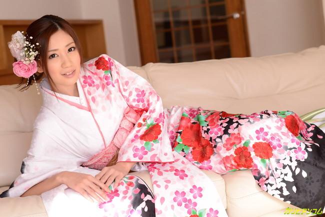 【ヌード画像】和服美人を見ていると幸せな気分になりますw(35枚) 11