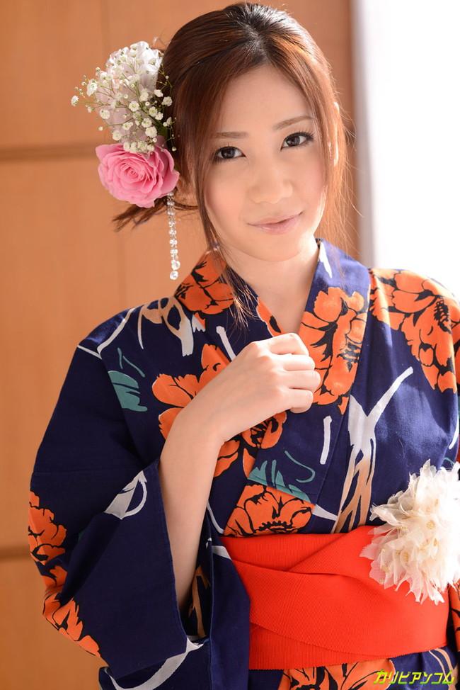 【ヌード画像】和服美人を見ていると幸せな気分になりますw(35枚) 18