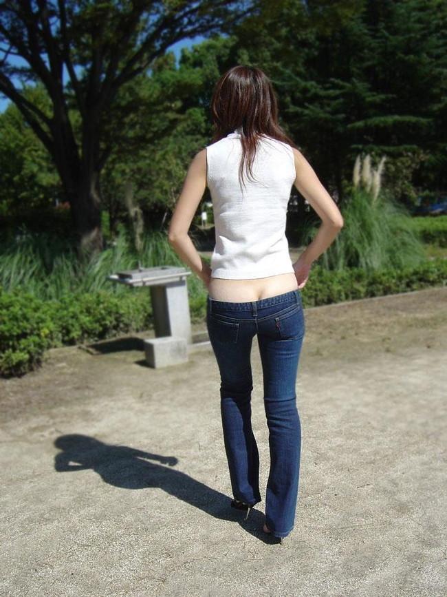 【ヌード画像】女の子たちのセクシーなローライズ姿w(31枚) 16