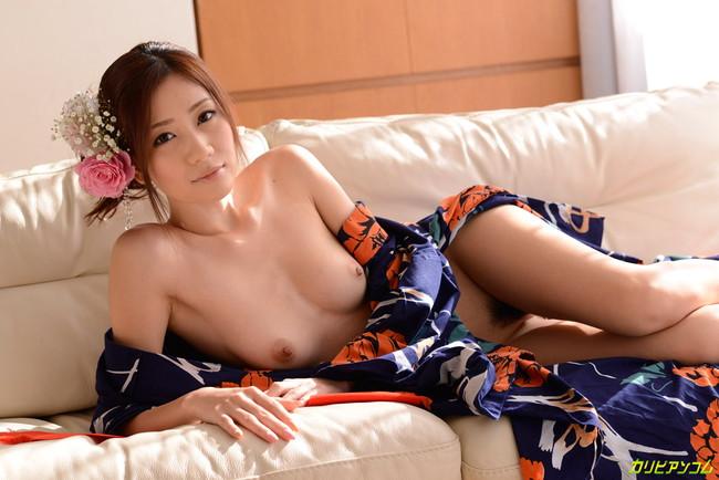 【ヌード画像】色白スレンダー美女、前田かおりのヌード画像(34枚) 03