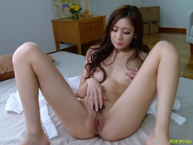 【ヌード画像】色白スレンダー美女、前田かおりのヌード画像(34枚) 25