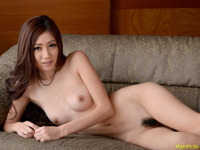 【ヌード画像】色白スレンダー美女、前田かおりのヌード画像(34枚) 33