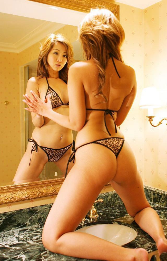 【ヌード画像】豹柄パンティを履いた美女が妖艶すぎて抜けるw(33枚) 27