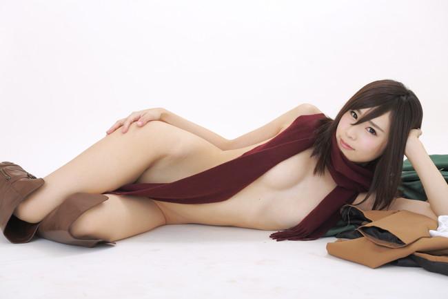 【ヌード画像】逢坂愛の過激なセミヌード画像(32枚) 18