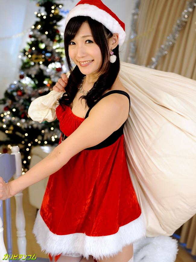 【ヌード画像】サンタ美女のエロ画像は見ていると癒されるw(33枚) 25
