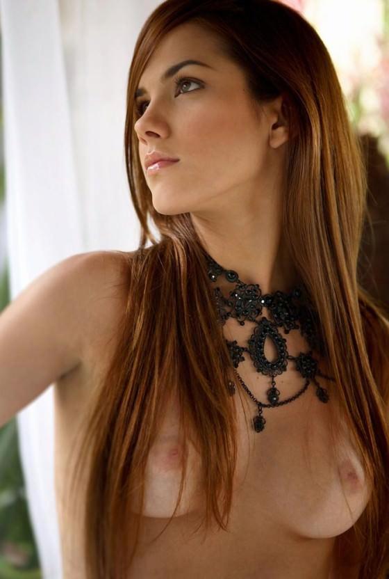 【ヌード画像】外国人美女のデカパイが大きいうえに美しいw(30枚) 22