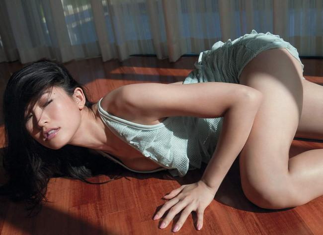 【ヌード画像】伝説級のグラビアアイドル!森下千里のセクシー画像(30枚) 23