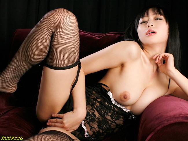 【ヌード画像】羽月希の清純派Fカップヌード画像(30枚) 26