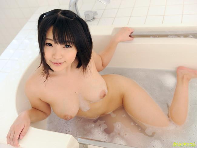【ヌード画像】卓球娘!猫田りくのロリ巨乳ヌードで心が震えるw(30枚) 06