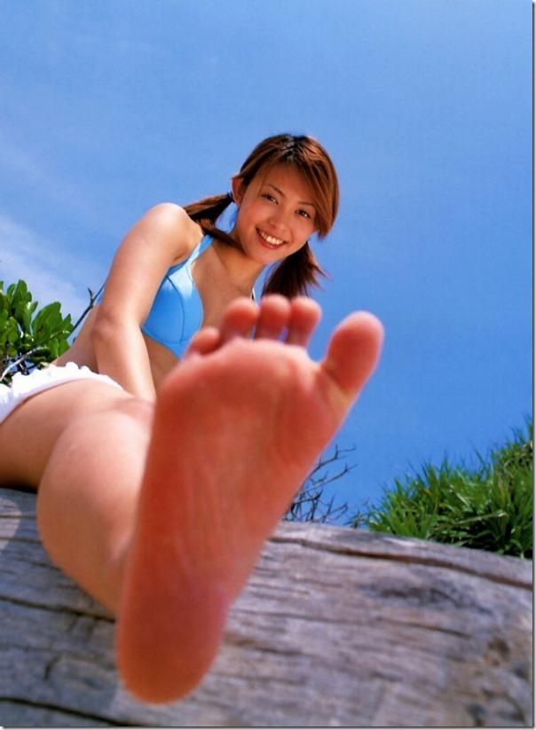 【ヌード画像】女の子のつま先で興奮する奴ちょっと来いw(30枚) 04