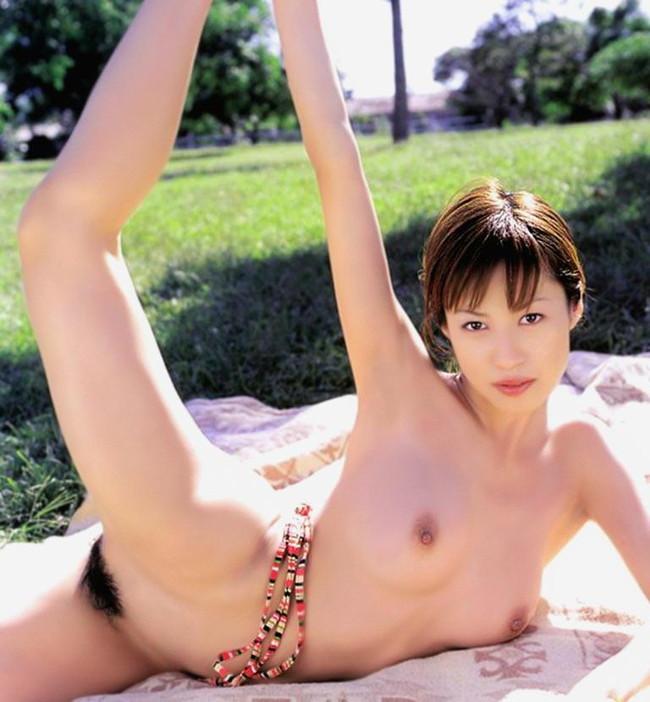 【ヌード画像】伝説の元AV女優!及川奈央のヌード画像(33枚) 08