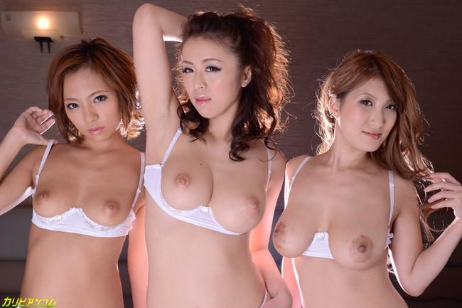 【ヌード画像】巨乳痴女たちの絶品ボディヌード画像(31枚) 11