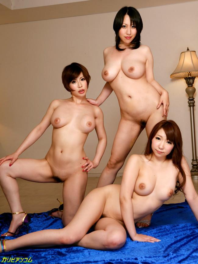 【ヌード画像】巨乳痴女たちの絶品ボディヌード画像(31枚) 15