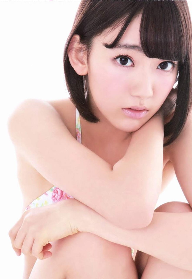 【ヌード画像】宮脇咲良の可愛すぎるセクシーグラビア画像(31枚) 16