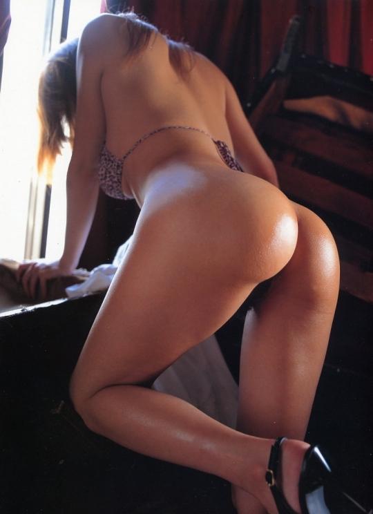 【ヌード画像】外国人美女の生尻エロ画像が肉感的すぎるw(32枚) 09