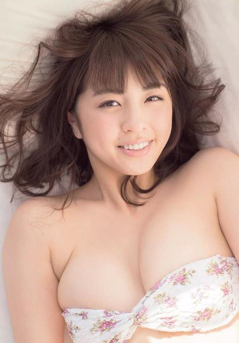 【ヌード画像】柳ゆり菜のムチムチボディなセクシー画像(30枚) 23