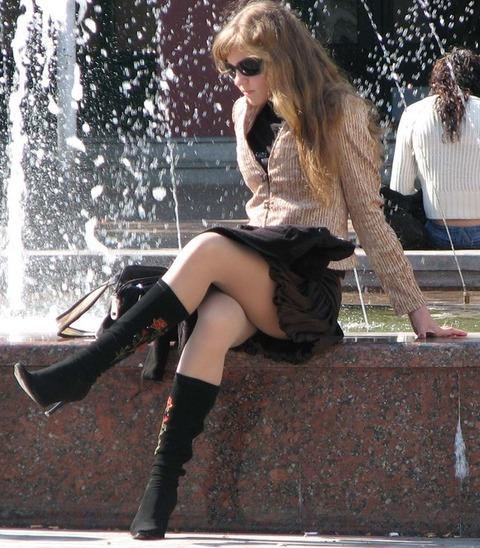 【ヌード画像】外国人が見せる美脚のエロさは異常w(30枚) 22