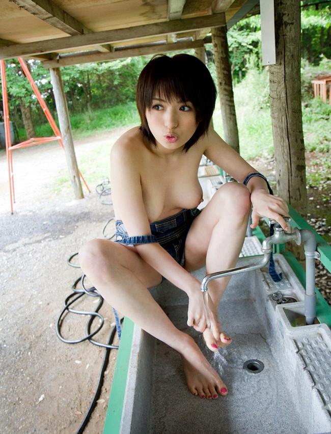 【ヌード画像】ショートヘアがキュートな星美りかのヌード画像(34枚) 13
