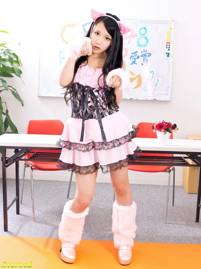 【ヌード画像】AV女優のアイドル姿に激萌えw(30枚) 09